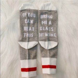 Accessories - New wine socks